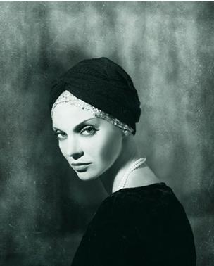Paul Poiret 1920's turban