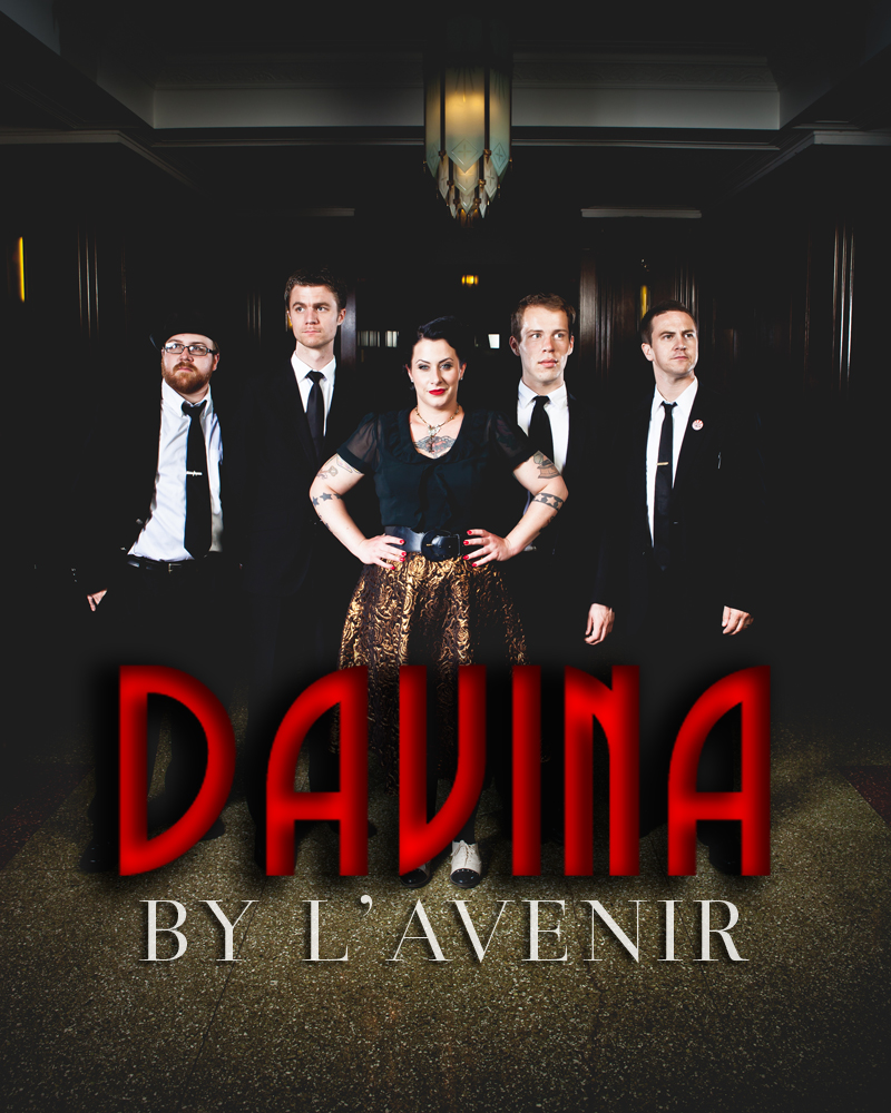 Davina // by L'avenir