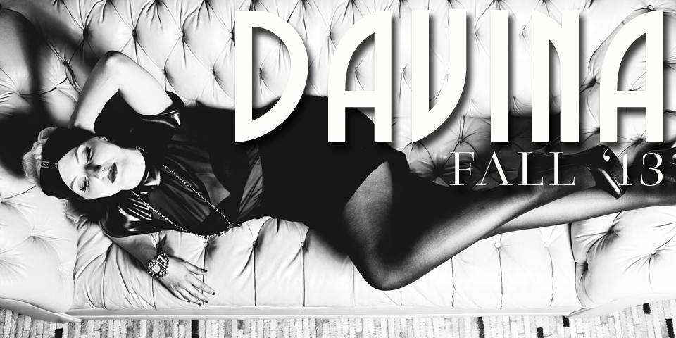 L'AVENIR | Davina | Fall 13