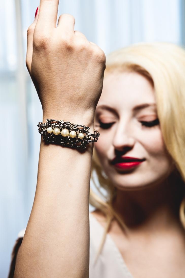 Style // Pestilence Bracelet