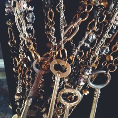 Davina's Keys // by L'AVENIR