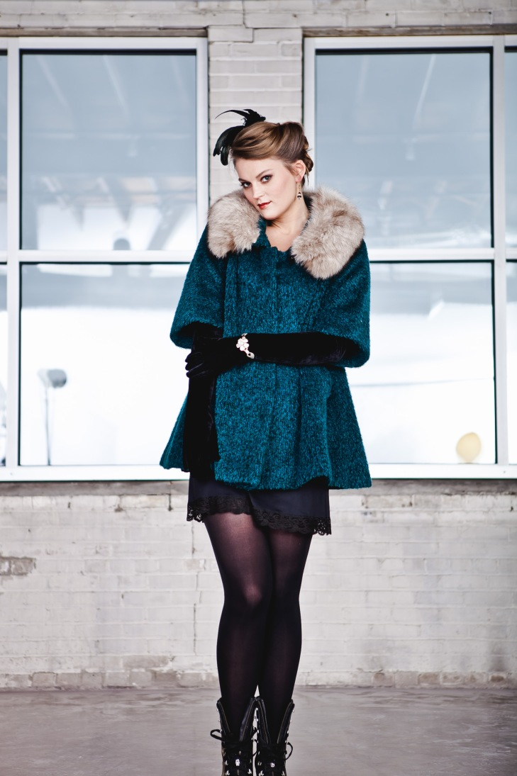 Lydia Mae for L'avenir   Photographed by Garrett Born
