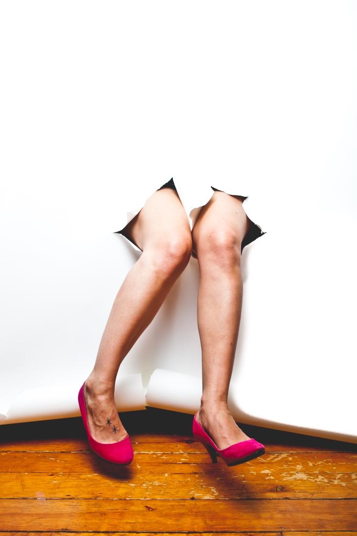 Garrett Born and L'avenir | legs-4