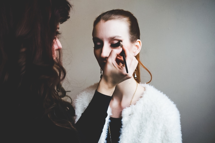 L'AVENIR 2015 Lookbook Behind the Scenes