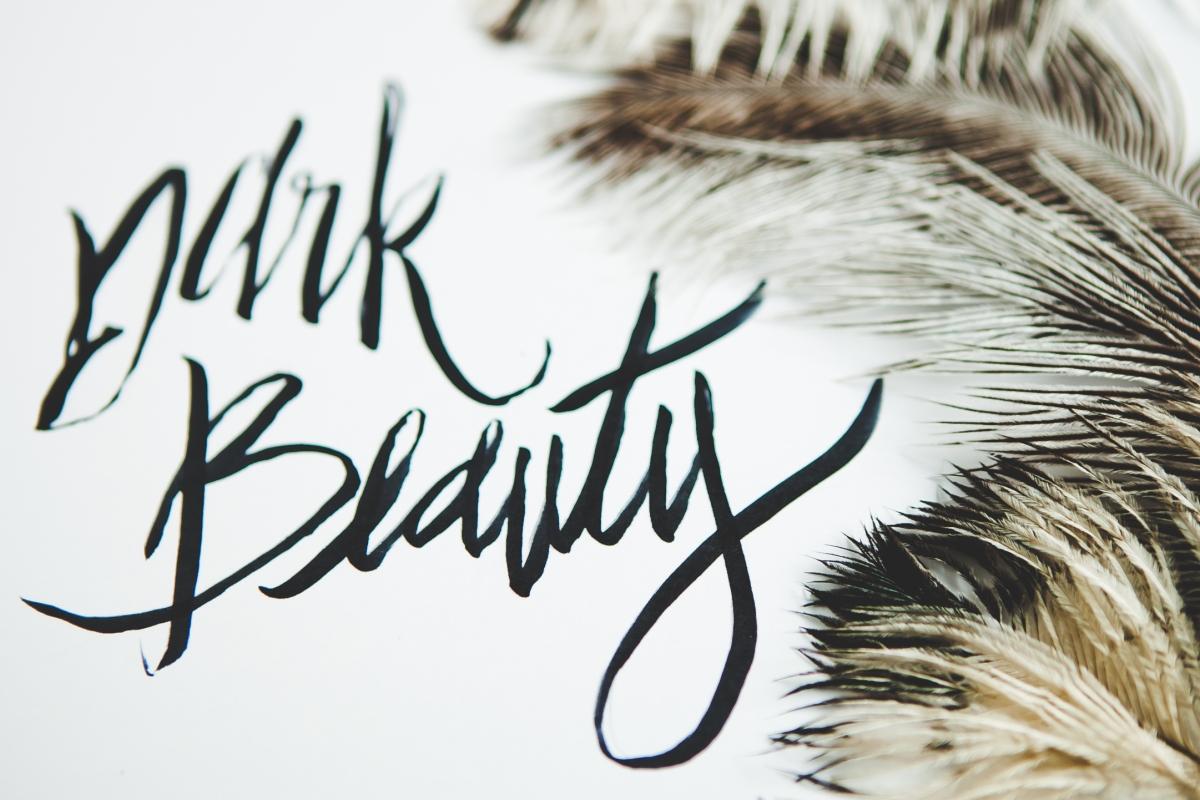L'avenir | Dark Beauty | The Materials